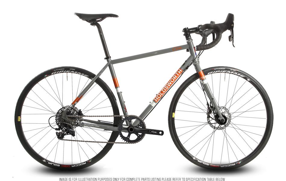 Holdsworth Elan Sram Apex 1 Hydro Disc Road Bike - £520 at Planet X
