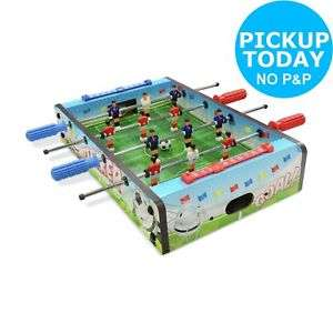Chad Valley 20 Inch Table Top Football Table - £12.99 + Free C&C @ Argos eBay