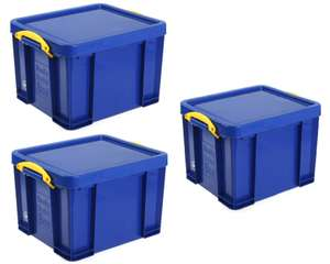 3 x Really Useful Box 35 Litre for £27 free Store Delivery @ Ryman
