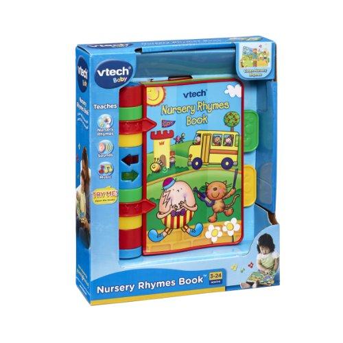 Vtech Baby Nursery Rhymes Book was £12.99 now £6.50 Prime / £10.99 Non Prime - Amazon