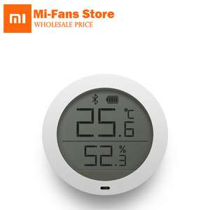 Xiaomi LCD Screen Digital Thermometer Mijia Bluetooth Temperature Smart Humidity Sensor £9.29 @ AliExpress