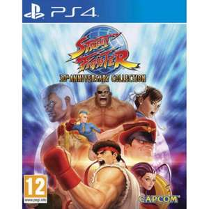 [PS4] Street Fighter 30th Anniversary Collection - £17.50 - TheGameCollection
