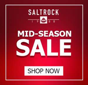 Salt rock sale- Most sizes available free delivery over £30 spend and 10-15% off voucher