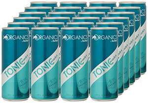 Organics by Red Bull Tonic Water (24 Pack of 250 ml) @ Amazon Prime (£16.87 non-Prime)