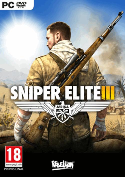 Sniper Elite III 3 PC Steam Key £2.99/£2.90 with FB code @ CD KEYS