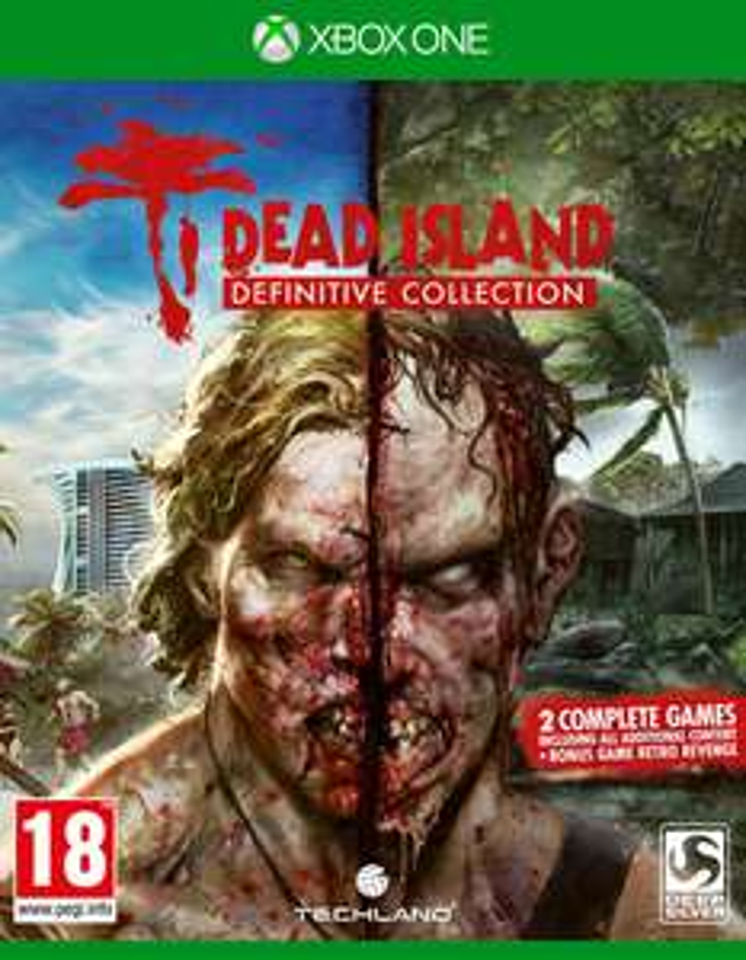 Xbox One DEAD ISLAND - DEFINITIVE COLLECTION £10.98 delivered @ Zavvi