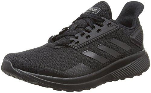 Adidas Men's Duramo 9 Running Shoes (Black) £25 @ Amazon