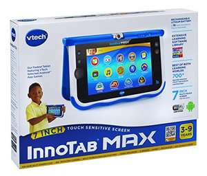 Amazon: Vtech 166803 Innotab 7 Inch MAX - Blue (Only for Prime Members)