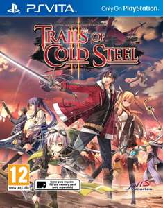 The Legend of Heroes: Trails of Cold Steel II (PS Vita) £17.48 Delivered @ NISA