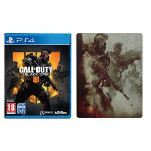 Call of Duty Black Ops 4 PS4 @ TheGameCollection £40.80 delivered
