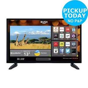 Bush DLED32287 32 Inch HD Ready 720p Freeview Smart WiFi LED TV at Argos for £179.99