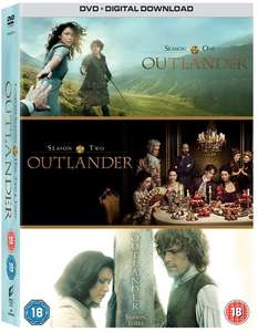 Outlander 1-3 DVD Boxset - £34.99 with any purchase @ HMV