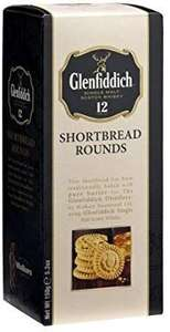 Amazon Walkers Glenfiddich Shortbread Rounds 150 g (Pack of 3)  £3.89 s&s or £4.09 to buy outright