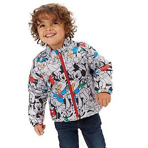 Disney Kids Puffer Jackets - 7 to choose from  (was £30) Now £15 / Free Personalistion on lots of items @ Shop Disney