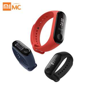 11:11 / Original Xiaomi Mi Band 3 £17.74 @ Aliexpress - Xiaomi MC Store