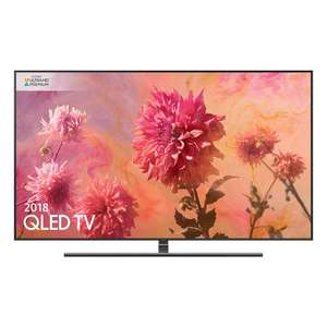 Samsung QE65Q9FNA 65 QLED TV £2419 from CoOp Electrical