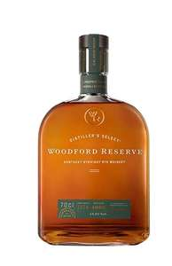Woodford Reserve Rye Whiskey ! - Silly Price at Asda only £25