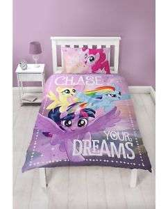 My Little Pony Movie Dreams Bedding Set - Single £7.99 Delivered Argos on eBay