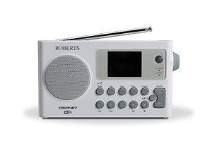 Roberts Stream 107 FM/DAB/WiFi Internet radio (refurb) - £74.99 at Roberts eBay outlet store