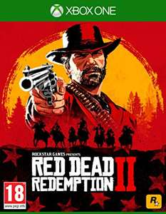 Save 8% when buying Red Dead Redemption 2 from official xbox store £55.48 via cdkeys