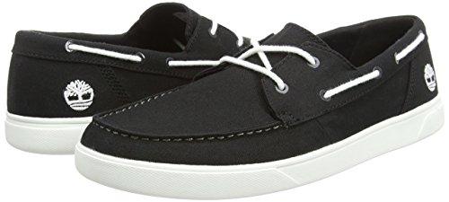 Timberland Men's Bayham Canvas Moccasin Loafers (Black) £20.70 @ Amazon
