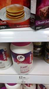 3 Way Protein Blend 600g £2.99 at Home Bargains