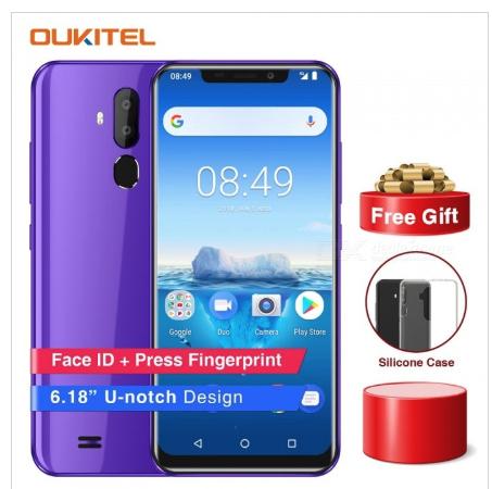 OUKITEL C12 Pro - 2/16GB - £61.62 - DealExtreme