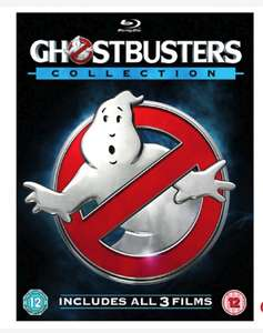 Ghost Busters Collection 1-3 Blu Ray Box Set £10.99 Delivered @ 365games.