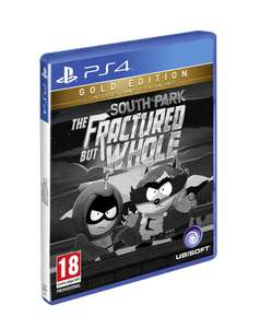 South Park The Fractured But Whole - Gold Edition PS4 £14.99 @ Coolshop