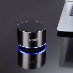 Sephia A2 Bluetooth Speaker for £5.99 Prime/£10.48 Non @ Sold by Sephia and Fulfilled by Amazon