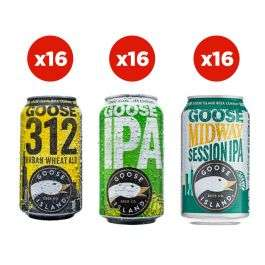 48 Goose Island craft beers for £48 delivered (or £43.20 if you sign up for newsletter) @ Beer Hawk