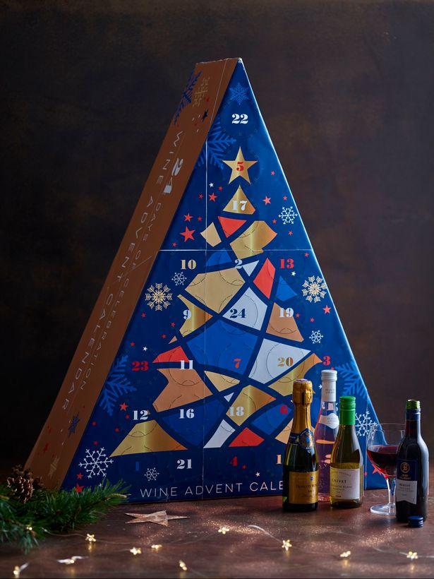 Christmas Wine Advent Calendar £49.99 from 4th November // Gigantic 6Ltr Bottle of Prosecco £79.99 from 14th November @ Aldi