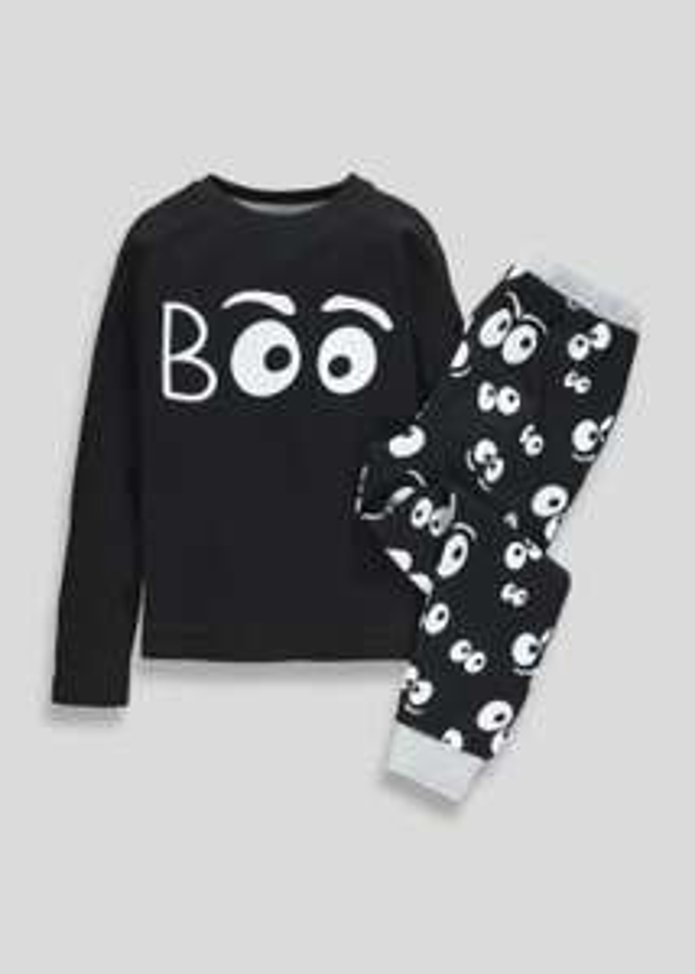 5158f9aa5 Boo Childrens Halloween pyjamas now £3.50 – £4 ( various sizes ) @ Matalan  C+C £3.50