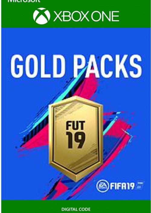 FIFA 19  5 Jumbo Gold Packs w/ Loan Ronaldo 99p @ CD Keys