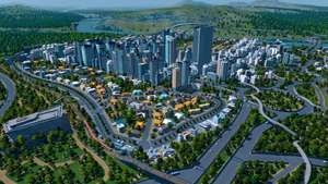 Cities: Skylines PC STEAM key £3.91 with code @ Voidu