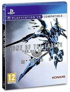 Zone of The Enders 2nd Runner Mars VR Compatible PS4/VR (New) £11.85 delivered @ Simply games ebay