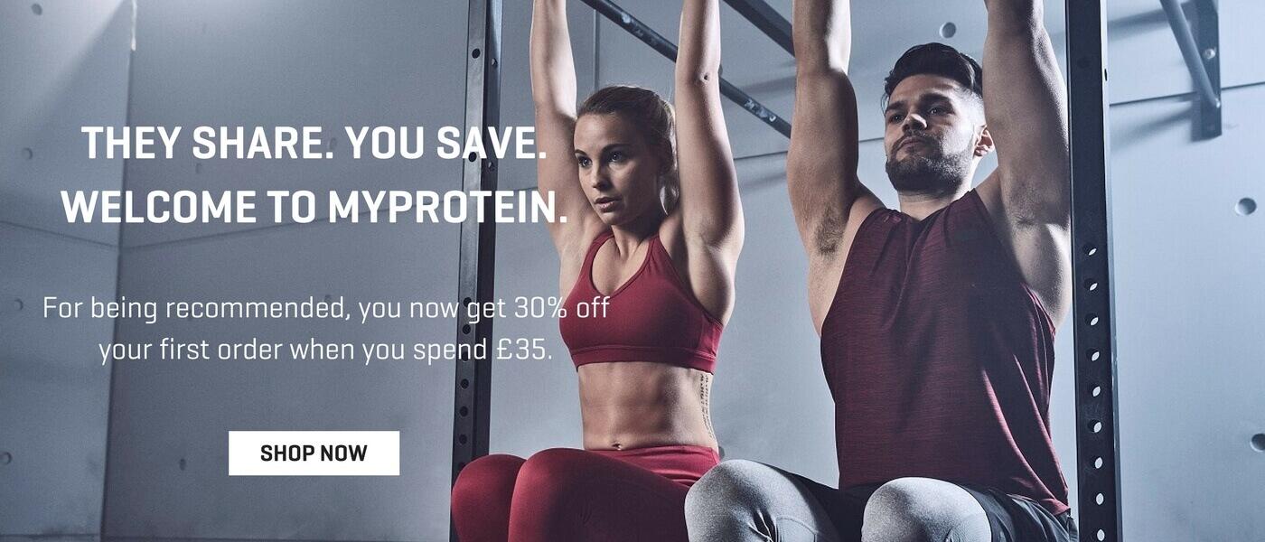 MyProtein offer 30% off best sellers e.g Weight Gainer Blend 2.5 KG £18.89 / £22.88 delivered @ Myprotien