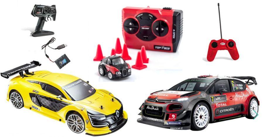 *RC Bundle* 1:10 Scale Renault RS Drift Car + 1:24 Scale Citroen C3 WRC Rally Car + RED5 Micro Stunt Racer Kit £30 @ Debenhams (Free C&C)