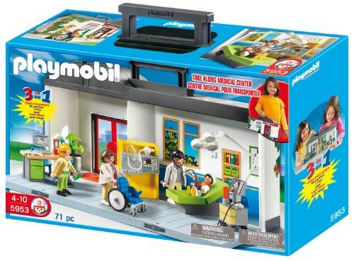Playmobil 5953 - Take Along Hospital £26.98 @ Amazon
