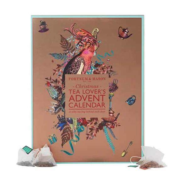 Fortnum & Masons Tea Advent Calendar £30  delivered @ Fortnum & Masons
