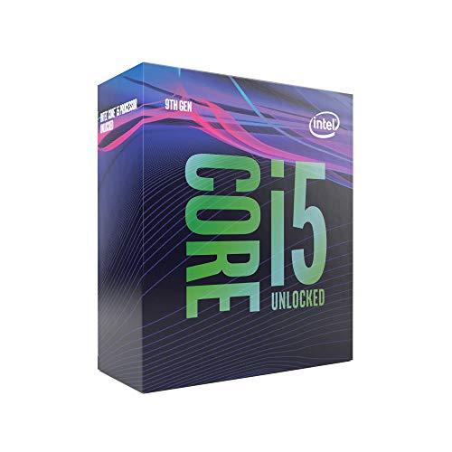 Intel 9600K £266 Amazon Global