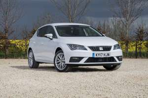 Seat Leon Cupra 290 2 yr lease 9 + 23 @ £233.99pm + £198 processing fee  - 8,000 miles - £7685.68 - Wessex Fleet Solutions