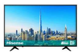 Hisense 43A6200 43 inch 4K Ultra HD HDR Smart LED TV - £329 @ Richer Sounds