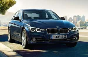 BMW 340i M Sport Shadow Edition Lease £399/mo x 47 + £999 - £19752 @ BMW (Barons Group)