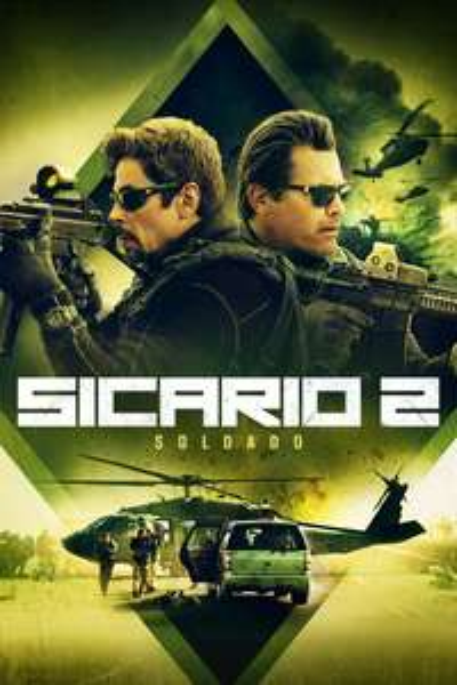 Sicario 2 movie collection - £14.99 @ iTunes