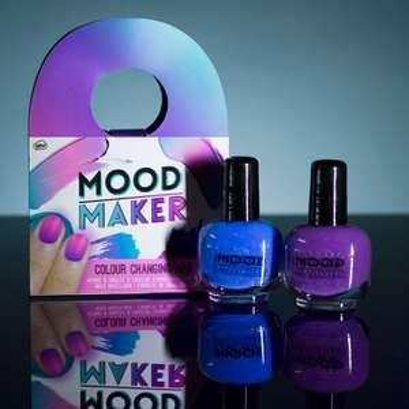 Mood changing colour Nail Varnish @ Prezzybox - £7.99 (+£1.99 P&P)