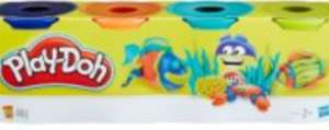Play-Doh 4 Colours Set @ Tesco- £2.80