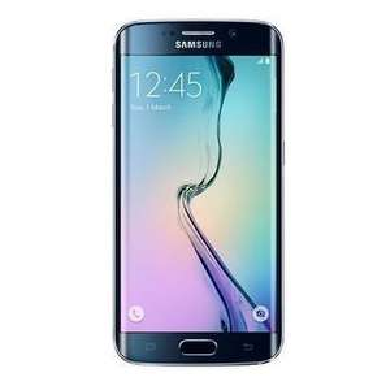 "Grade A Samsung Galaxy S6 Edge Black 5.1"" 32GB 4G Unlocked & SIM Free at Laptops Direct for £199.99"