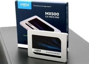 Crucial Mx500 500gb 74 99 Amazon Hotukdeals