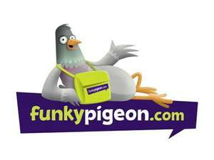 40% OFF ALL CARDS w/code @ FUNKY PIGEON